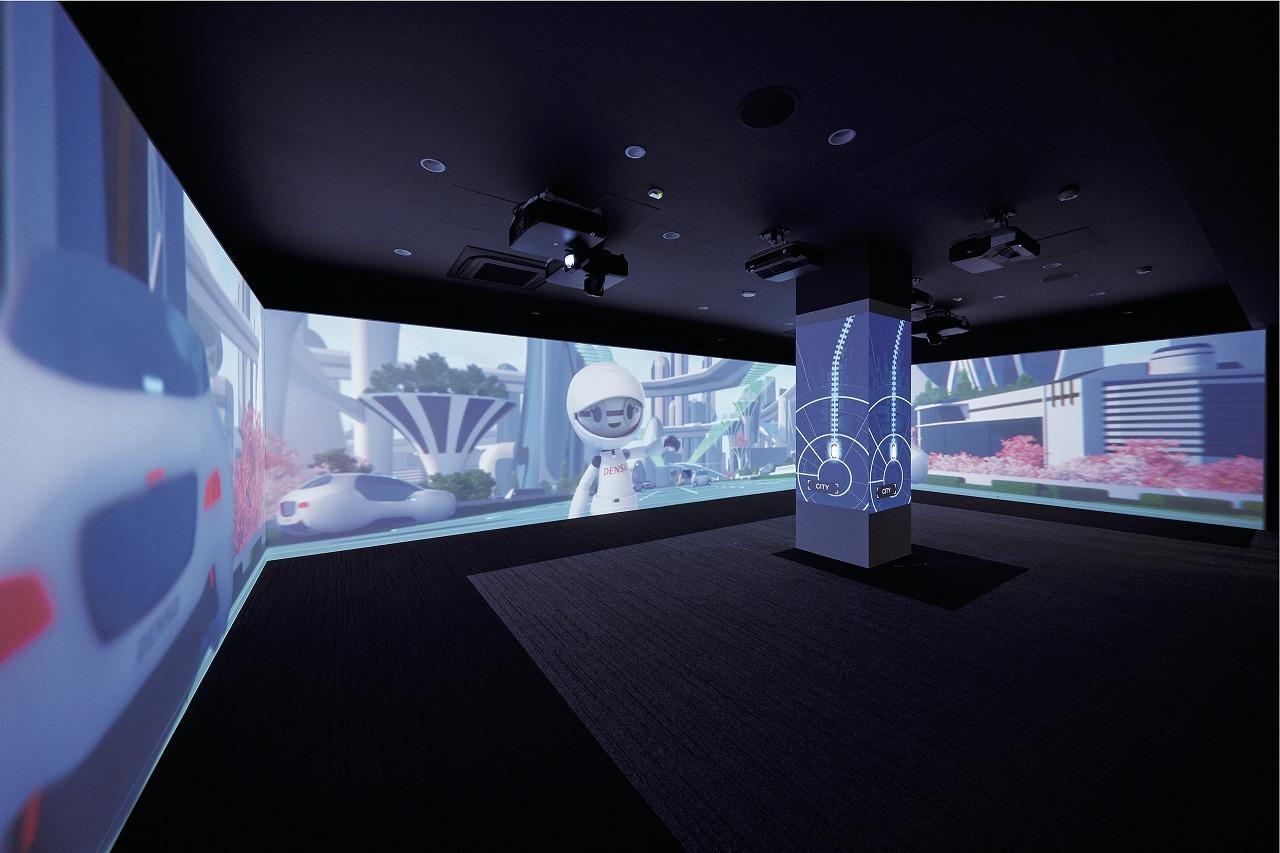 デンソー、自動車部品の歴史や最新のモノづくりを学べる「TAKATANAファクトリーツアー」新設