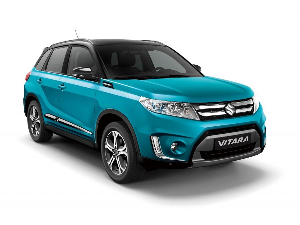 スズキ、新型SUV「VITARA(ビターラ)」がユーロNCAPの安全性能総合評価で最高評価の5つ星を獲得