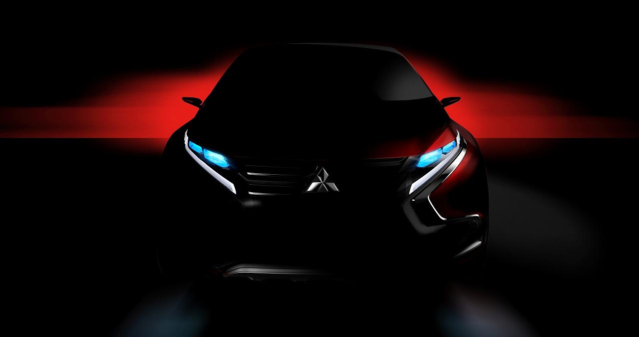 三菱、2015年ジュネーブモーターショーでコンパクトSUVのコンセプトカーを世界初披露