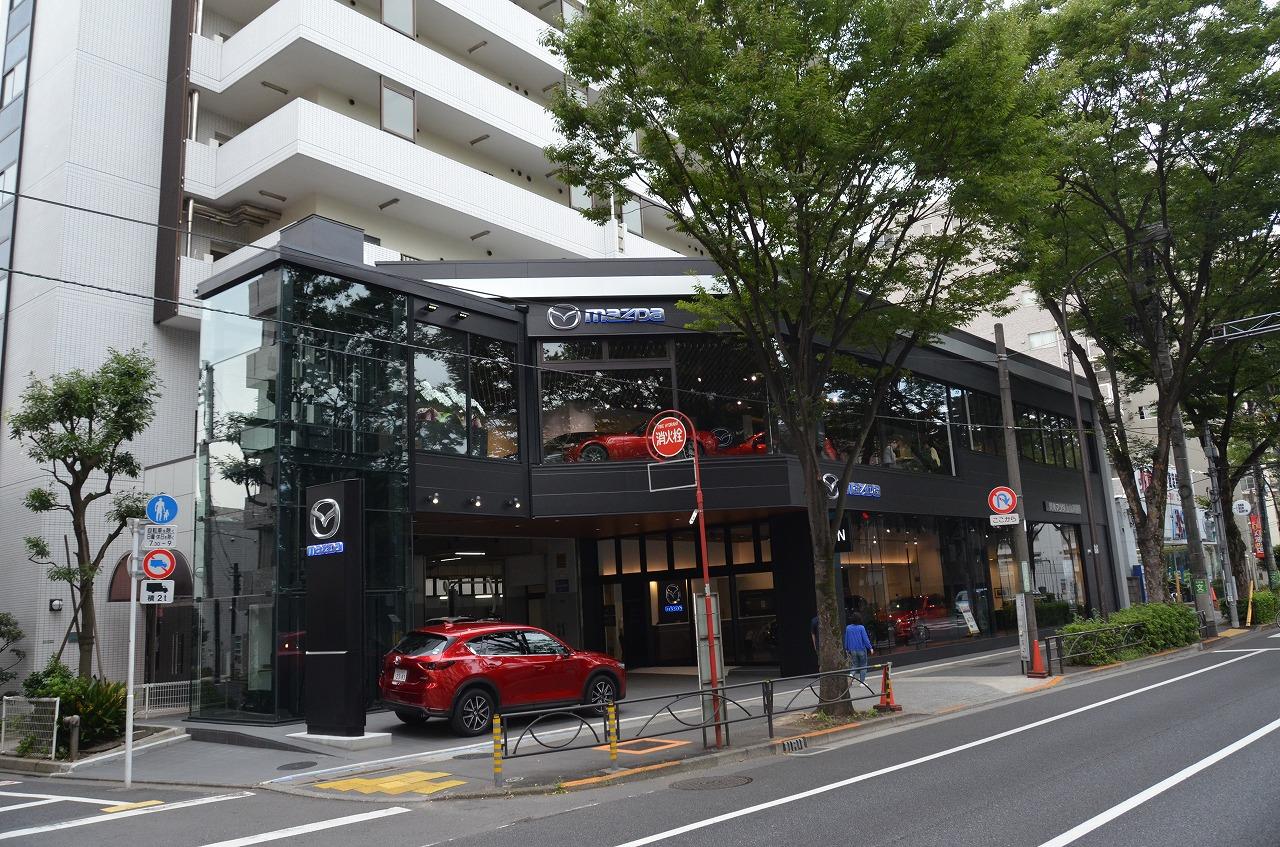関東マツダ 上北沢店、大規模リニューアルでイメージを一新