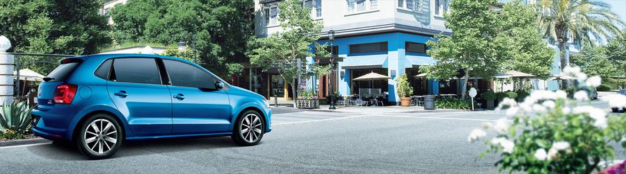 フォルクスワーゲン「Polo」」、2 モデルのナビ付特別限定車の販売を開始