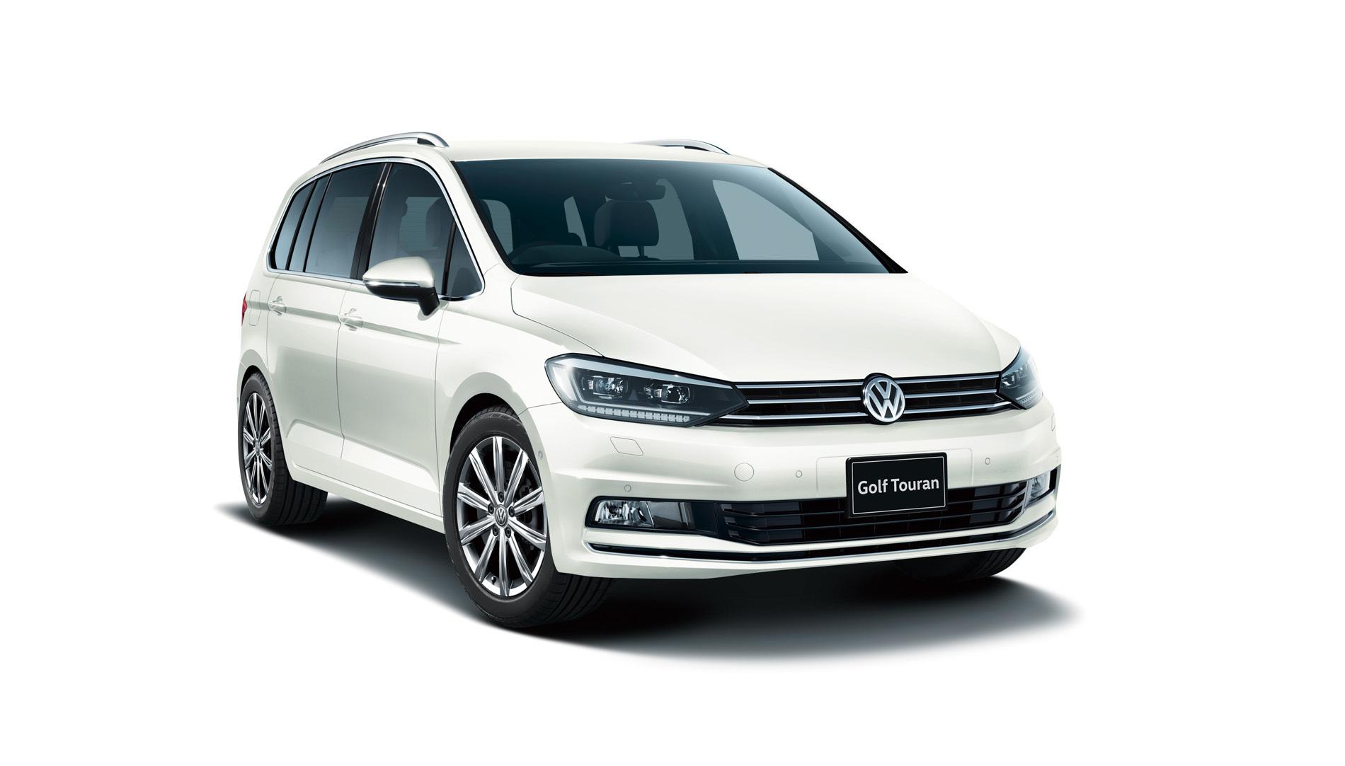 VW・ゴルフトゥーラン、テクノロジーパッケージに先進安全装備「ダイナミックライトアシスト」を追加