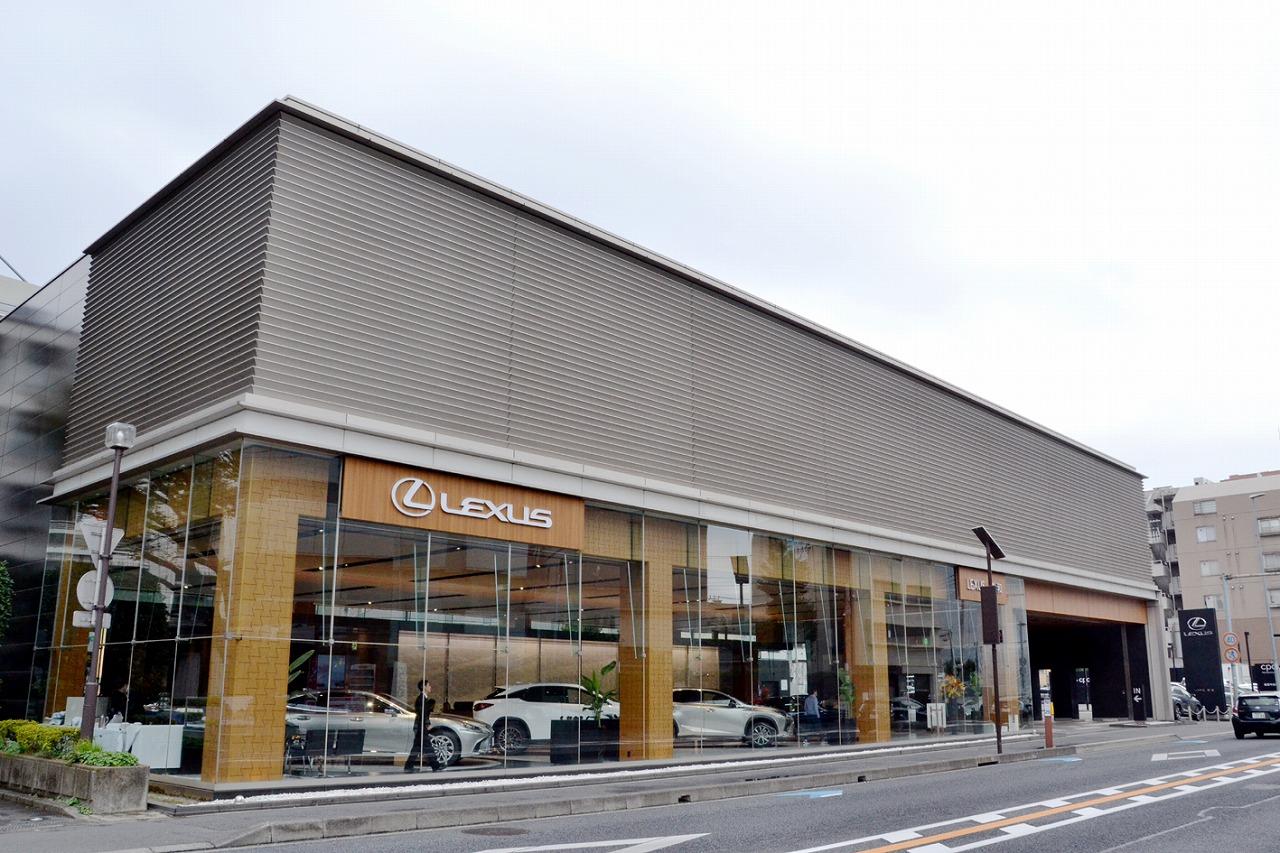 埼玉トヨタ、レクサス浦和をリニューアル!レクサス新店舗コンセプトを県内で初導入