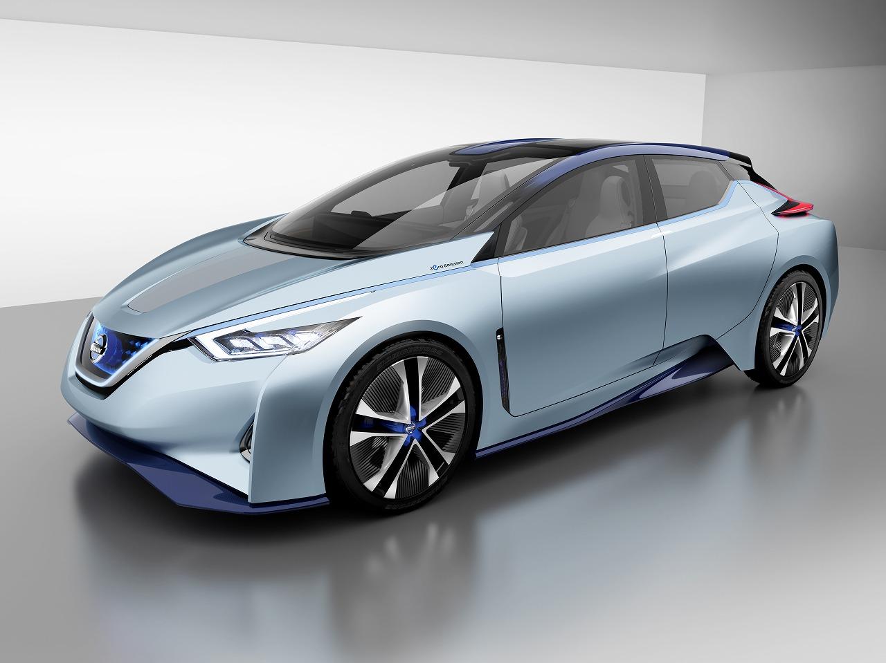 日産自動車、北京モーターショー2016に「ニッサンIDSコンセプト」を出展
