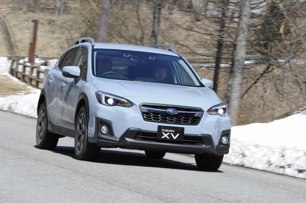 スバル、新型「XV」の受注が販売1ヶ月で1万台超え