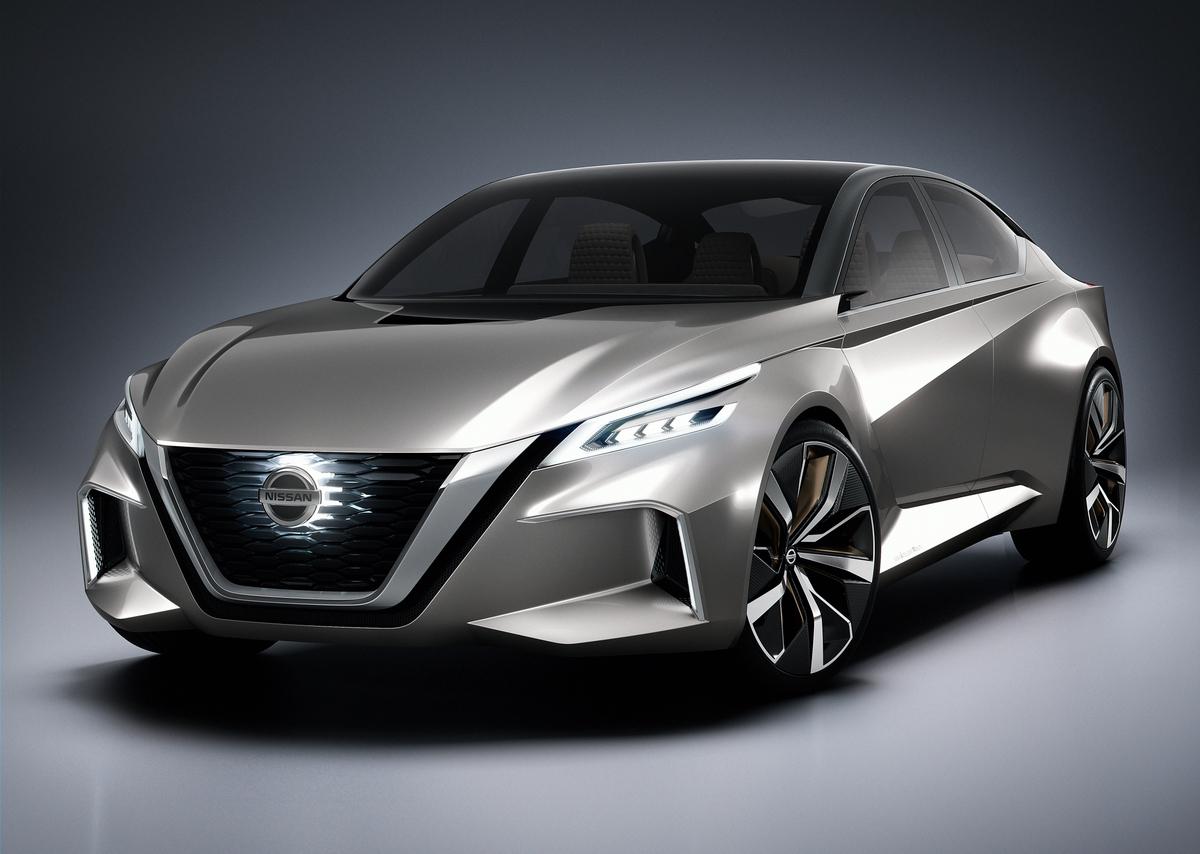 日産自動車、上海モーターショー2017でニッサン インテリジェント モビリティを体現する3モデルを中国初披露