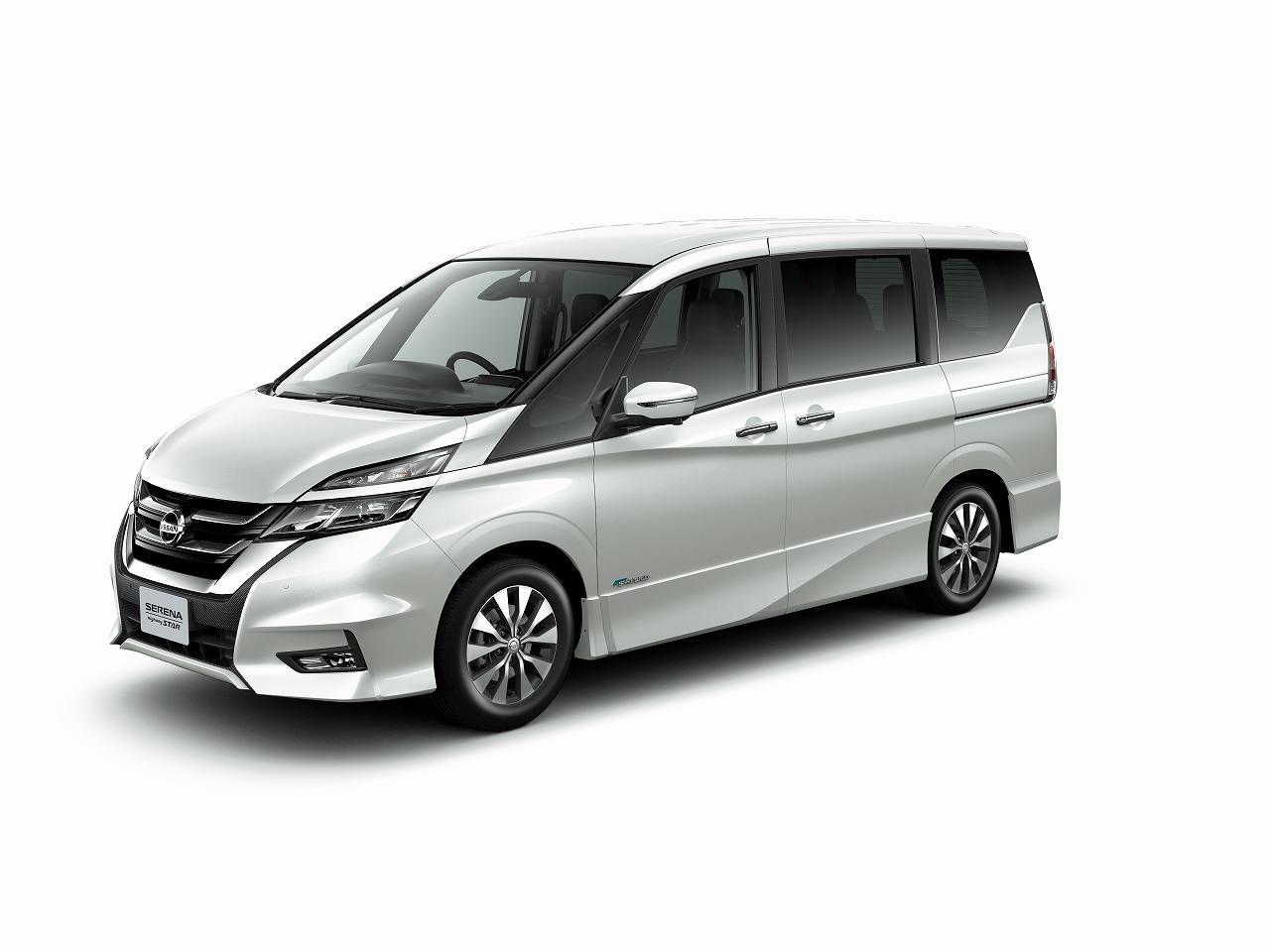 日産、セレナの特別仕様車「Vセレクション」を発売