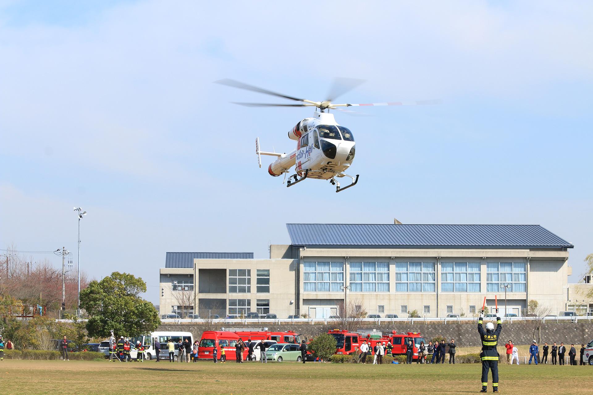 救急自動通報システム「D—Call NetⓇ」の本格運用開始