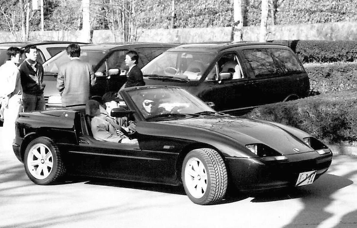 【車屋四六】BMW・Z1ロードスター