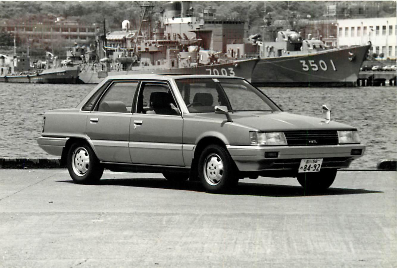 【車屋四六】ビスタ1982