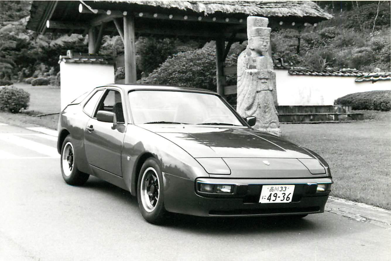 【車屋四六】ポルシェ944S2/1986