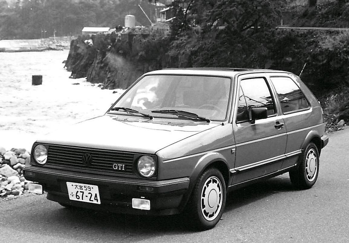 【車屋四六】VWゴルフGTI