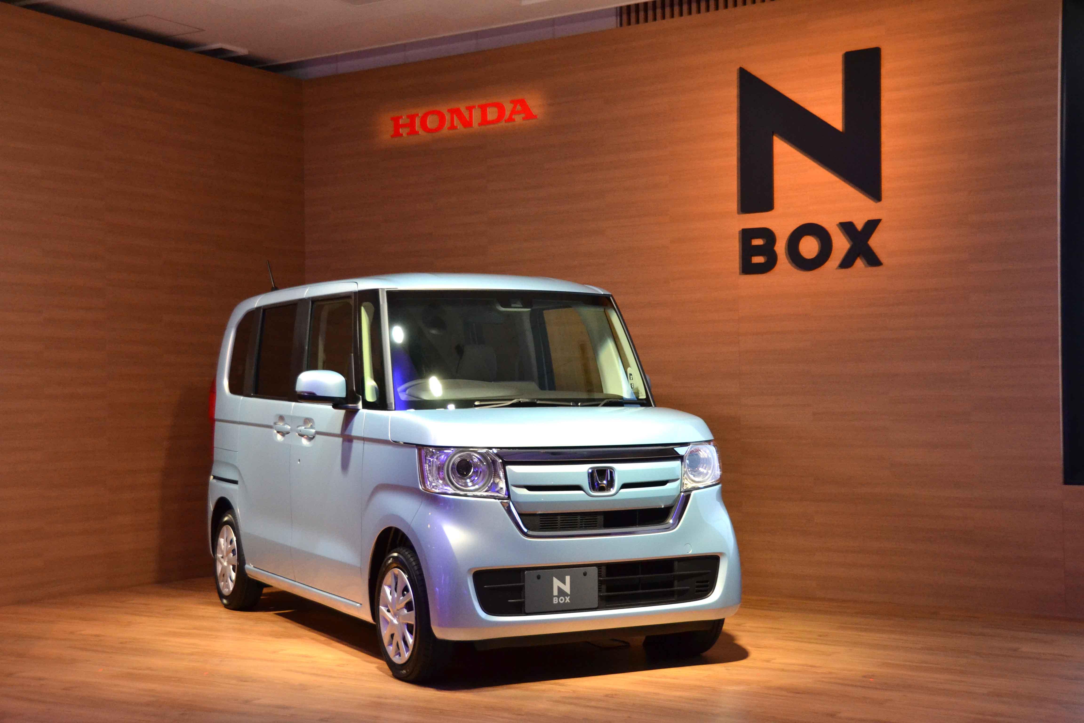 ホンダ、新型N-ボックスの軽量化技術がRJCテクノロジーオブザイヤーを受賞