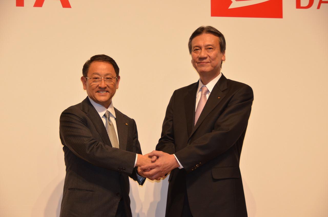 トヨタ、ダイハツを完全子会社化 両ブランドで小型車事業を強化