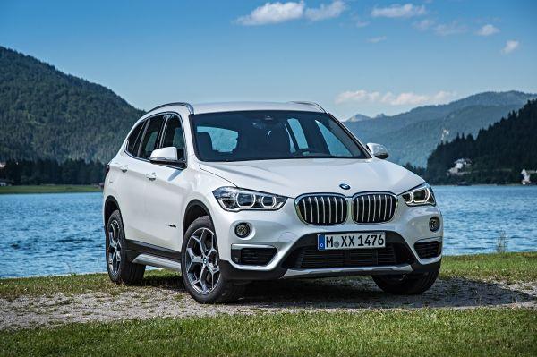 BMW X1に、クリーン・ディーゼル・エンジン搭載の「X1 xDrive18d」登場