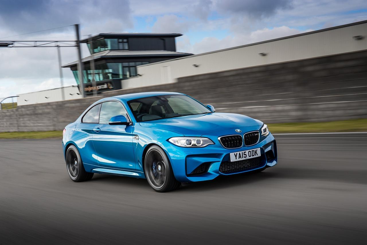 BMW 新型M2クーペが、スーパーGT 2016第2戦が行われる富士スピードウェイで日本初公開