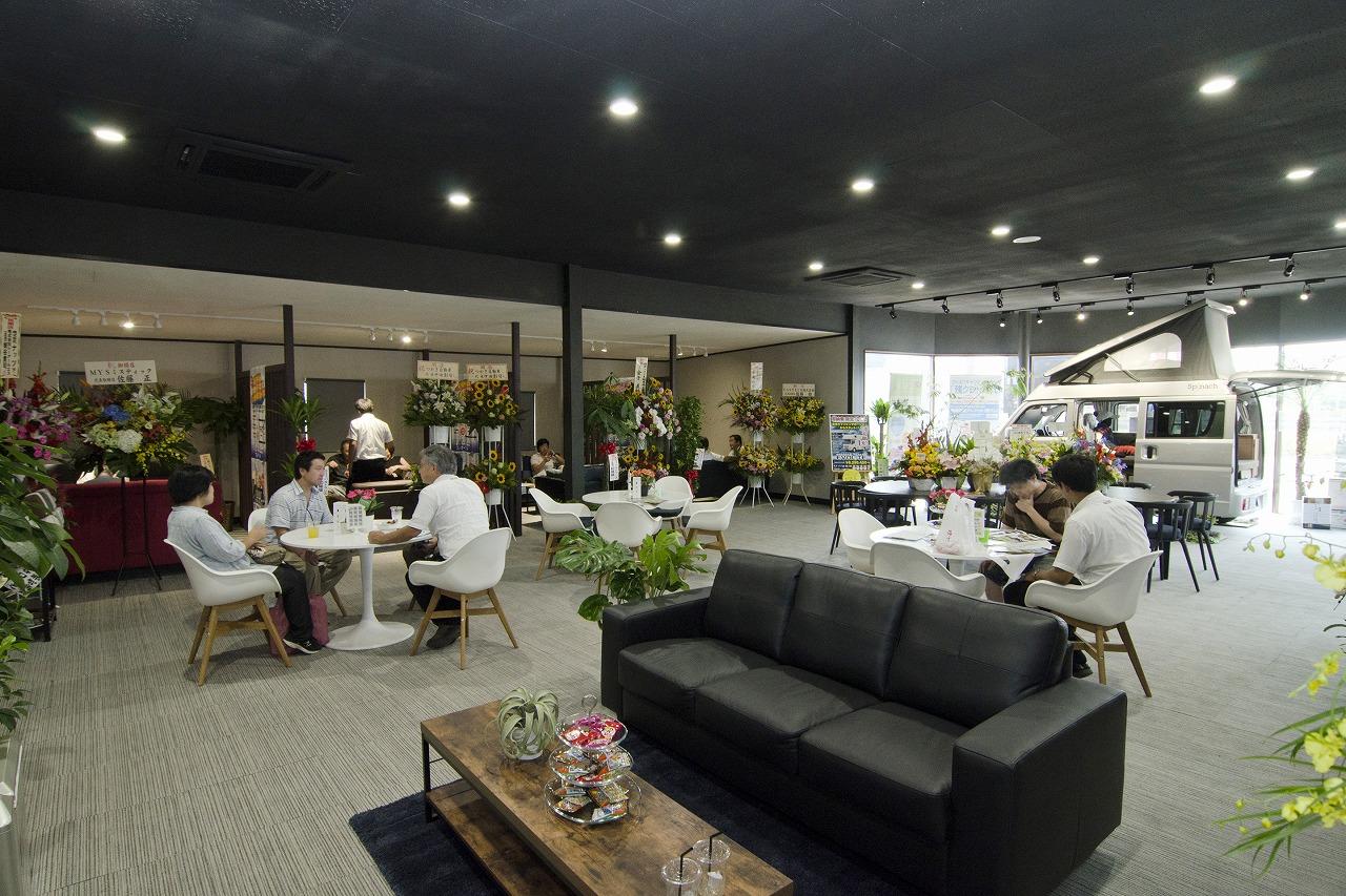 ナッツRV埼玉店を新規開設、関東圏の販売・サービス網を拡大