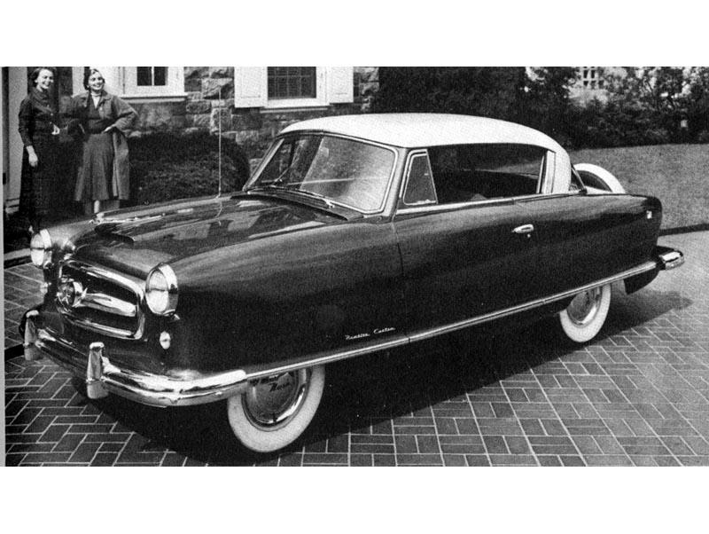 【車屋四六】40&50年代 アメ車は光り輝いていた