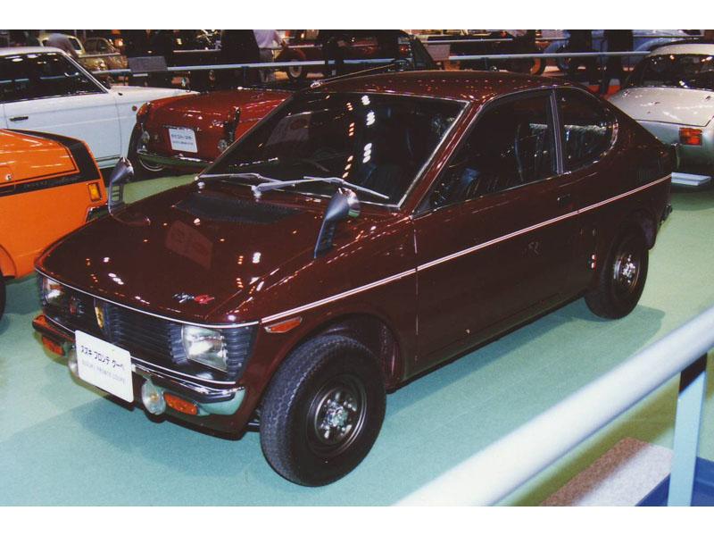【車屋四六】日本初の軽GTクーペ
