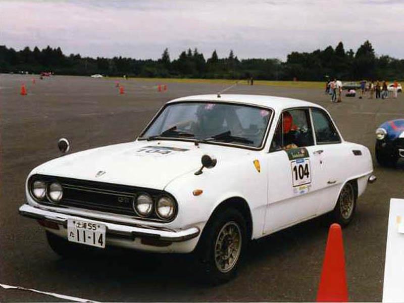 【車屋四六】日本で始めてGTを名乗った車