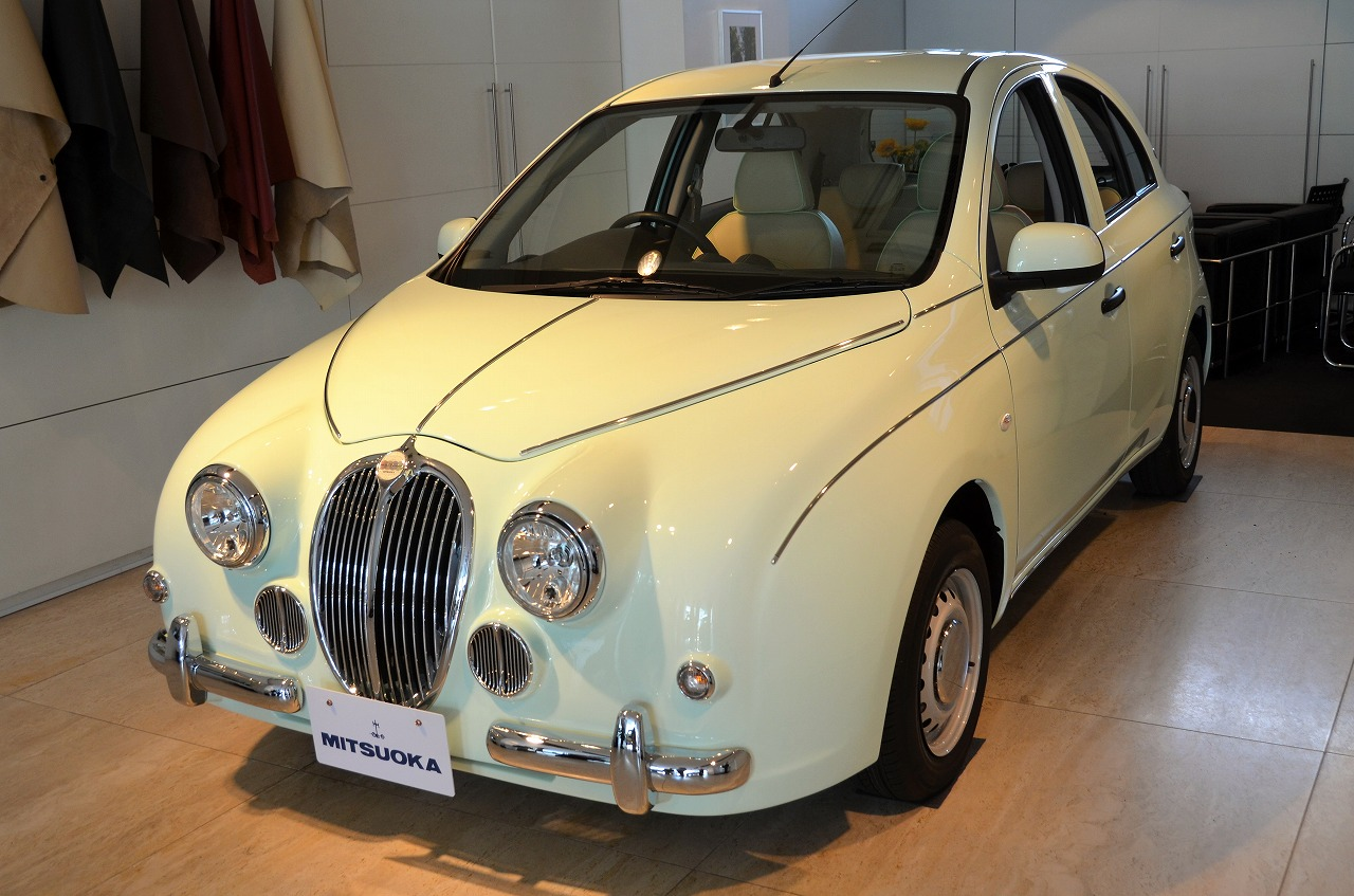 パステル調の専用ボディカラーを採用した特別仕様車「ビュートなでしこ・フレンチマカロン」販売