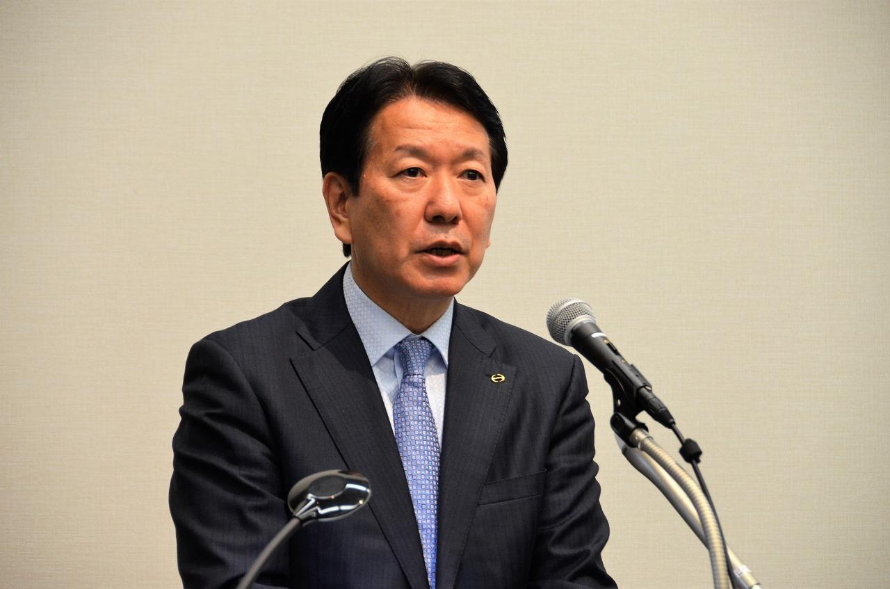 日野自動車、第2四半期決算説明会 2025年に向けた新経営ビジョン発表